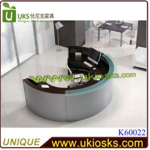 현대 디자인 오피스 나무로 되는 수신 카운터 (K60022) – 현대 ...