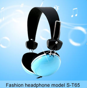 Aovo-St65 Low Price Headband Headphone/Headset with Microphone