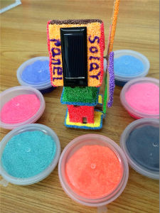Factory Direct Sale DIY Modeling Foam Clay Pearl Clay for Kids pictures & photos