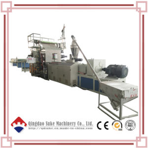 PVC Marble Board Production Line with Ce pictures & photos