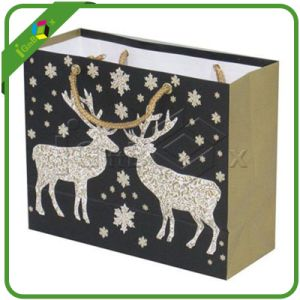 Christmas Gift Paper Bag pictures & photos
