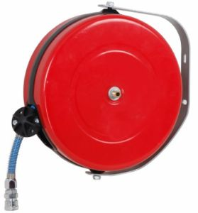 8*12mm 10m PU Hose Retractable Mini Air Hose Reel