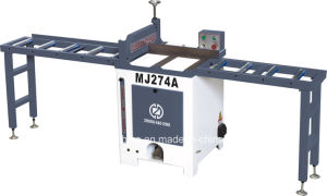 Max Working Thickness 100mm Woodworking Machine (ZHX-MJ274A)