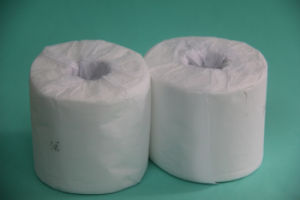 500 Sheets Mixed Pulp Toilet Tissue Paper pictures & photos