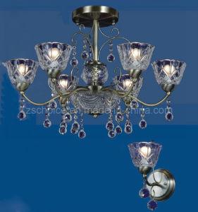 Decorative Modern Crystal Lamp Wall Lamp Pendant