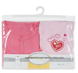 Cotton Knitted Newborn Baby Clothes pictures & photos