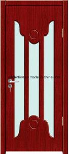 Asia Latest Design PVC Interior Wooden Doors (EI-P157) pictures & photos