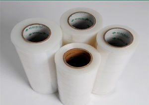 Transparent Hand Film Roll for Pallet pictures & photos