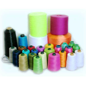 100% Spun 40/2 Polyester Sewing Thread pictures & photos