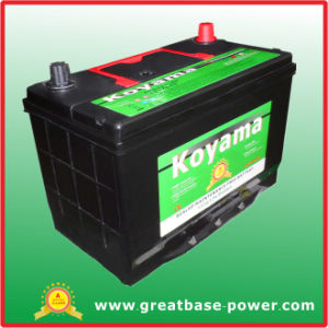N70-Mf Automotive Battery 70ah 12V pictures & photos