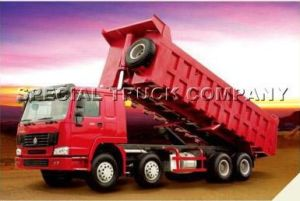 HOWO 8X4 Dump Truck (ZZ3317N3067W) pictures & photos