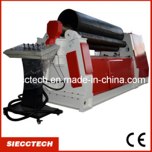 4 Roll Bending Machine Price Heavy Duty Steel Plate Rolling Machine Upper Roller Universal 4 Roll Bending Machine Price pictures & photos