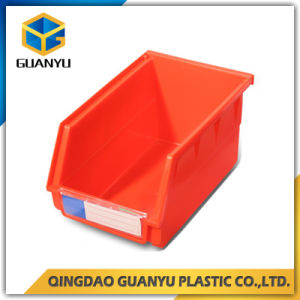 Stackable and Hangable Rectangular Warehouse Plastic Storage Bins (PK008) pictures & photos
