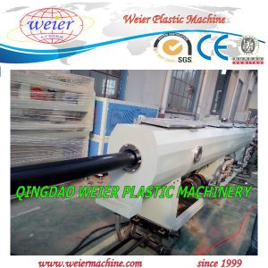 Plastic PE PP PPR Pipe Extrusion Machine Line pictures & photos