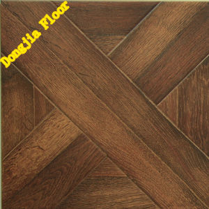 Laminate Flooring Square Design pictures & photos