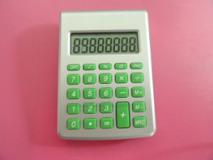 Promotional Eco-Friendly Water Powered Calculator pictures & photos