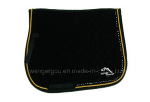 Saddle Pad, Saddle Cloth, Horse Product (SP-12) pictures & photos