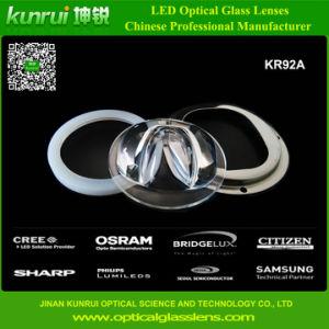 LED Glass Lens for High Power Street Light (KR92A)