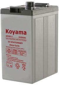 2V Storage Battery -2V500ah for Transmission System pictures & photos