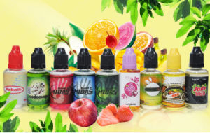 Electronic Cigarette Eliquid, ODM and OEM Orders Accepted, with FDA, TUV Marks pictures & photos