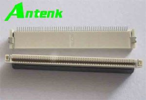 0.5mm FPC Connector with Back Flip Type, H=2.0mm pictures & photos