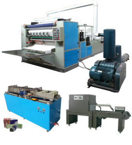 High Speed Facial Tissue Paper Making Machine Production Line pictures & photos