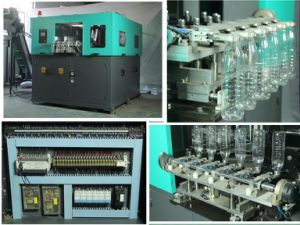 Full Automatic Wide Neck Bottle Blow Molding Machine pictures & photos
