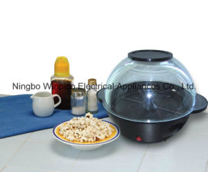 850-Watt Popcorn Maker with Roasting Stirrer, Big Popper