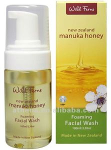 Honey Flower Foaming Face Wash (100ml) pictures & photos