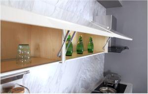 Fashion Acrylic Demet Kitchen Cabinet Design (zv-005) pictures & photos