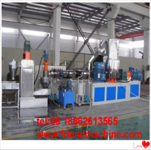 Waste PE PP PVC Recycling Pelletizing Machine pictures & photos