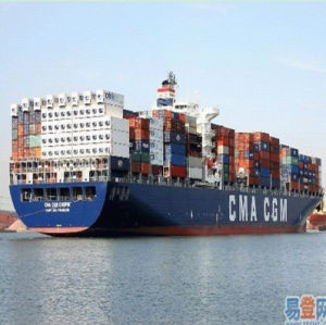 Sea Shipping Service / Logistics Shippment to Toronto From Shanghai by 40′ Dry Container pictures & photos