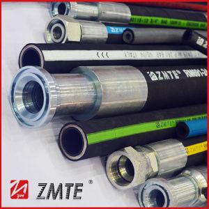 Zmte R13 Fleixble Rubber Hydraulic Hose pictures & photos