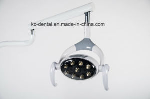 9 LEDs Dental Lamp Sensor Operation Lamp Design for Dental Chair pictures & photos