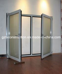 Double Glazed Aluminium Tilt and Turn Window Aluminum Glass Window pictures & photos