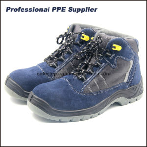 High Cut Light Weight Industrial Safety Shoes pictures & photos