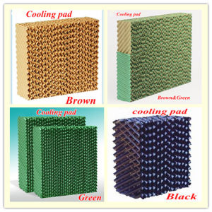 Evaporative Cooling Pad for Air Cooler pictures & photos