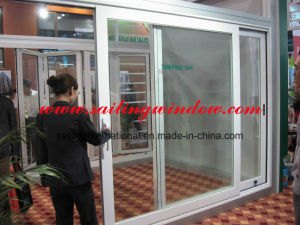 Aluminium Door - Lift & Sling Door pictures & photos