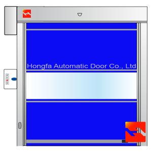 Clean Room Interior Automatic Rapid Roller Door (HF-1075) pictures & photos