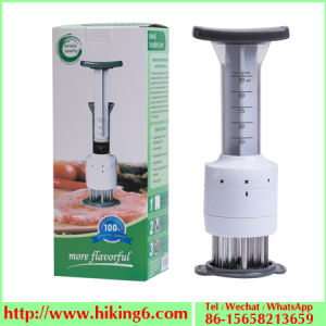 Meat Tenderizer, Meat Needle, Marinade Infusing Meat Tenderizer pictures & photos