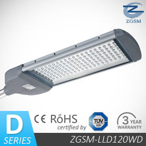 120W LED Module Design CE RoHS IP65 LED Street Light Meanwell Driver pictures & photos
