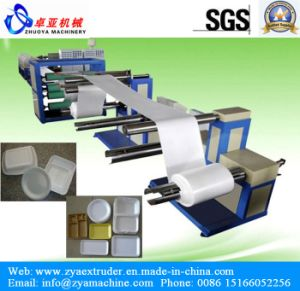 PS Foam Sheet Extrusion Line for Disposable Meal Box pictures & photos