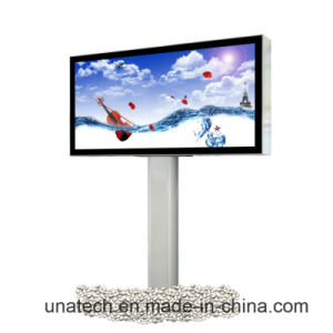 Outdoor High Speed Rail Advertising Poster Banner Alu. Megacom Frame LED Lights Sign Box pictures & photos