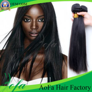 Remy Hair Extension 100% Virgin Human Hair Weave pictures & photos