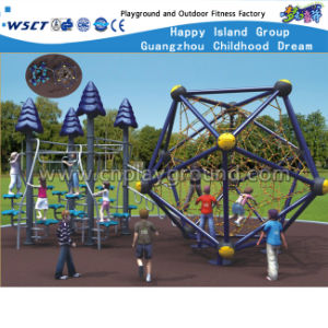 Children Outdoor Climbing Shelf Play Structures HD-Kq50119A pictures & photos