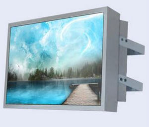 32/47/55/65 Inch Wall-Mounted Outdoor LCD Advertiser Machine pictures & photos