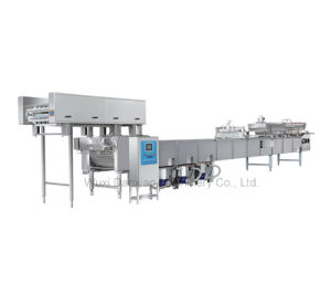 Stick Ice Cream Production Line (XGJ-18) pictures & photos