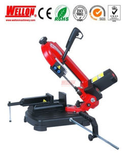 Mini Band Saw Machine (Mini Band Saw RMS40) pictures & photos