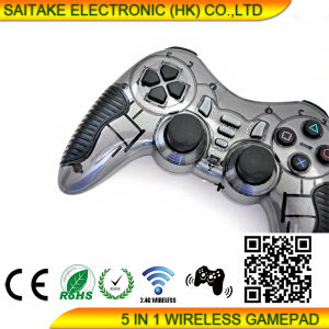 Wireless Gamepad for PS2/PS3/PC 3 in 1 pictures & photos