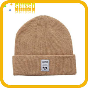Fashion 100% Wool Material Winter Beanies (BS023SST)